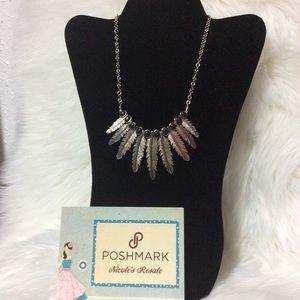 Paparazzi Necklace Feather choker